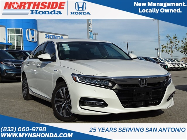 New 2018 Honda Accord Hybrid Touring