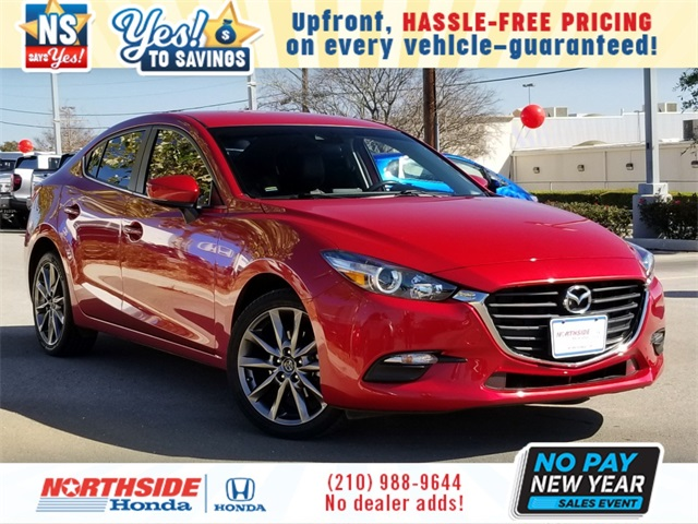 Pre-Owned 2018 Mazda3 Touring