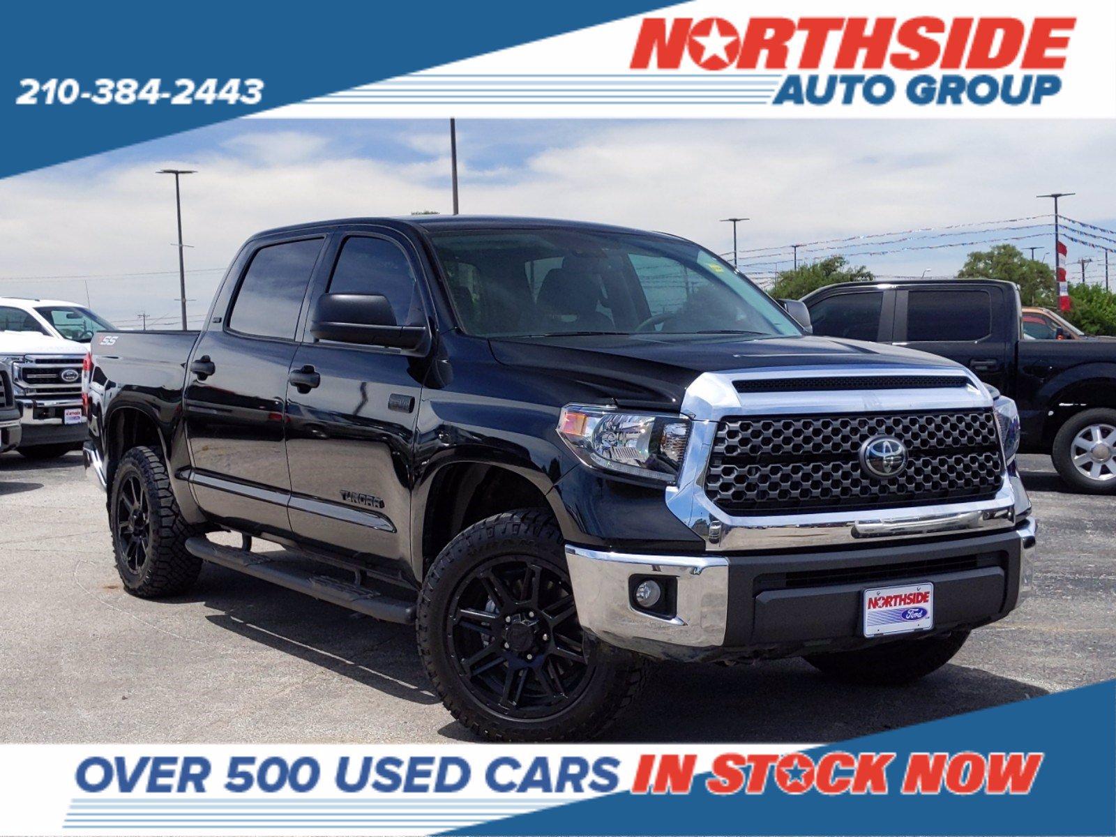 Pre-Owned 2020 Toyota Tundra 4WD SR5
