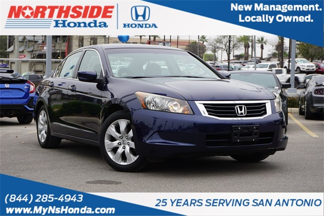 Pre Owned 2008 Honda Accord Ex