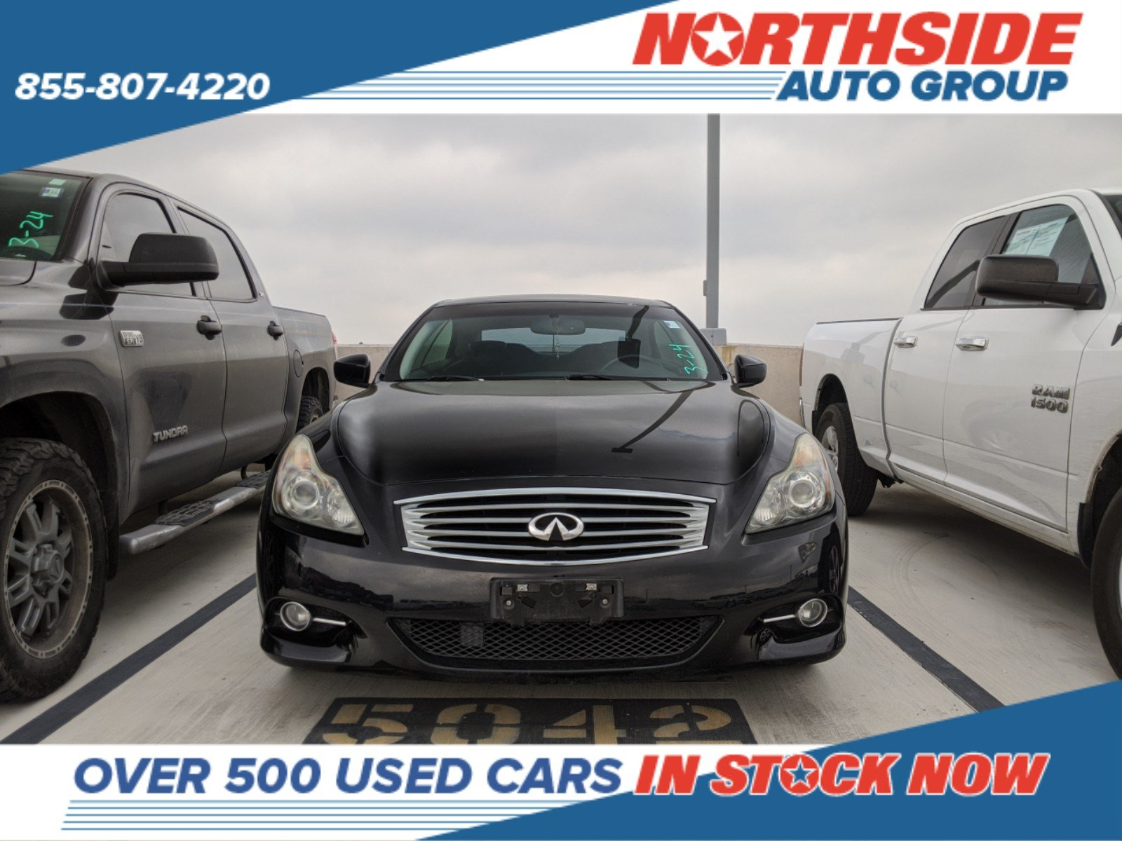 Pre-Owned 2012 INFINITI G37 Convertible Base