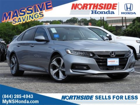 New 2019 Honda Accord Touring