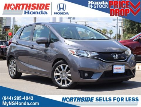 Pre-Owned 2015 Honda Fit