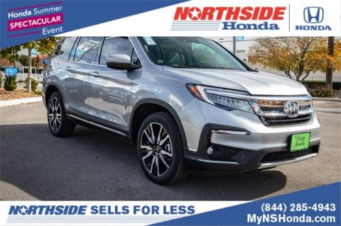 New 2019 Honda Pilot Touring 8P
