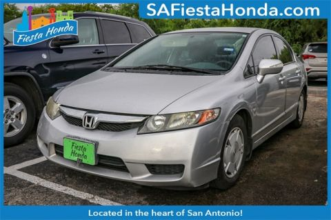 Pre-Owned 2010 Honda Civic Hybrid