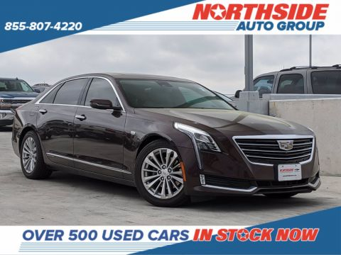 Pre-Owned 2018 Cadillac CT6 PLUG-IN RWD