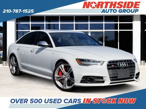 Pre-Owned 2017 Audi S6 Premium Plus